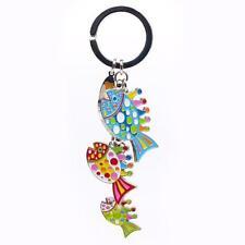 Yayoi Kusama Key Ring Fish Pumpkin Japan Artist