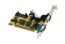 ExSys EX-40032 - Isa Card 2x Serial RS-232, Isa Controller