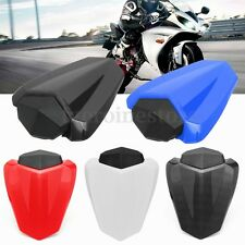 Motorcycle Pillion Rear Seat Cover Cowl ABS Plastic For Yamaha YZF R1 2009-2014