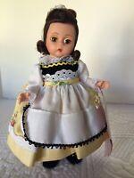 Madame Alexander Doll 🌻 France # 110538 🌻 International Dolls ~