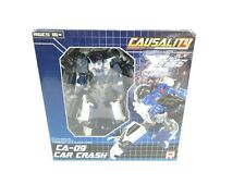 Transformers Fansproject - Causality CA09 Car Crash