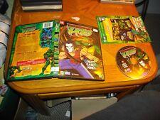 Teenage Mutant Ninja Turtles - Vol. 2: Meet Casey Jones (DVD, 2003, Edited)