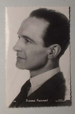 CP ANCIENNE - PIERRE FRESNAY - PHOTO PATHE CINEMA - CARBONES KORES *