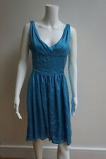 Narciso Rodriguez Blue Dress Size UK8 3804