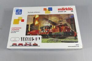 T 78839 Märklin Startpackung Feuerwehr 29752