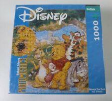 New Buffalo Games Photomosaic Puzzle Disney Winnie Pooh 1000 Pieces Sealed Fun