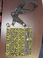 AKDMKS Crossbody GRAFFITI  Purse