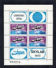 ROMANIA MNH 1974 SG4119 SKYLAB SPACE LABORATORY PROJECT SHEET