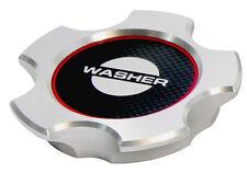 2005-2014 Mustang Carbon Fiber Billet Washer Fluid Cap