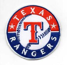 MLB Texas Rangers Baseball sport P336 Embroidered Iron on Patch High Quality