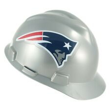 Msa 818401 V-Gard Nfl Cap Style Hard Hat - New England Patriots