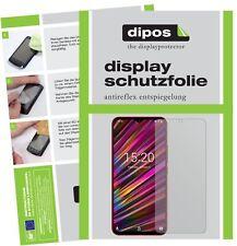 2x Umidigi F1 Play Screen Protector Protection Anti Glare Dipos