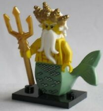 Genuine Lego 8831 Minifigure Series 7 no.5 Ocean King