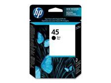 HP 45 Ink Cartridge - Black