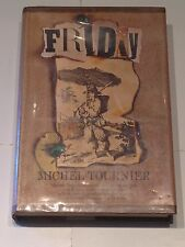Friday - by Michel Tournier - Doubleday - First Edition - Ex-Library 1969