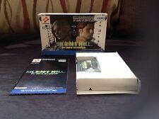 Silent Hill Play Roman Nintendo Game Boy Advance GBA DS KONAMI Japan Japanisch