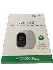 Netgear Arlo Pro 2 Wireless Camera - White (Vmc4030P-100Nas) (New in box)