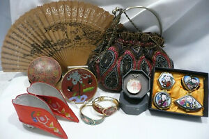Vintage Oriental Style Jewellery and Collectables