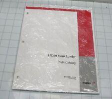 Case Ih Parts Manual Compact Tractor Farm Loader Lx350 Parts Catalog