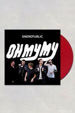 OneRepublic Oh My My 2XLP Limited Red Vinyl Record Album New