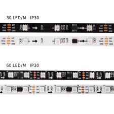 5M WS2811 LED Streifen Stripe mit 150/300 LEDs RGB 5050 SMD DC12V Dimmbar Leiste