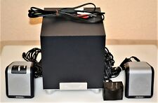 Roland Edirol MA-210 Powered Sub and Monitors/Speakers-FREE SHIPPING!
