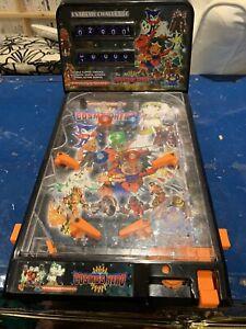 Digimon Graphics Tundra Tabletop Pinball Game Cosmos Hero Extreme Challenge