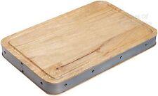 industriel cuisine fait à la main rectangulaire en bois Boucher's bloc