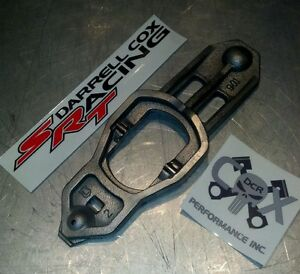 SRT4 Neon DCR Modified Throw Out Fork