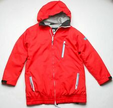 DC Shoes Boys Ripley K Veste Snowboard (M) Rouge