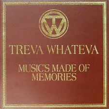 TREVA WHATEVA 'MUSIC'S MADE OF MEMORIES' UK TRIPLE LP NEW DISTRIBUTOR STOCK