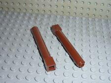 2 x LEGO RedBrown Brick Round 43888 / set 4842 70594 41126 3065 7947 79110 7189
