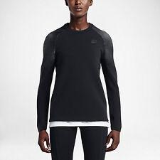 NWT Women's Nike Sportswear Tech Fleece Crew Sz XS (809537 010) NSW RETAIL $200