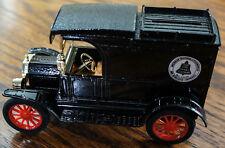 ERTL 1913 MODEL T AMERICAN TELEPHONE COMPANY BANK VAN BLACK MA BELL NEW BOX