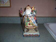 Jim Shore Heartwood Creek Bringing Christmas Joy 2006 has cane and soldier's