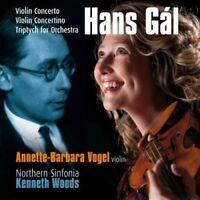 WOODS, VIOLIN CONCERTO/CONCERTINO/TRIPTYCH FOR ORCHESTRA  CD NEU