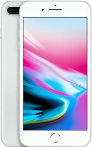 iPhone 8 Plus - Unlocked 256GB - Silver - Good