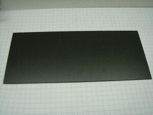 LASTRA DI CARBONIO 14x5cm spessore 5mm