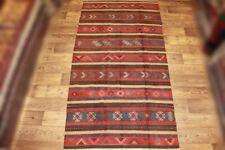 Handgewebter Kelim 150x282 cm Orientteppich Nomadenteppich Nomadenkelim NEU