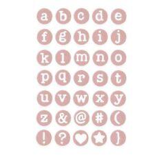 Nummern & Buchstaben