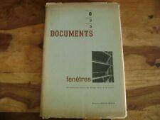 Documents-Fenêtres-Antonio Vallardi Milano-Serie 0 fascicolo 2 numero 5-1946