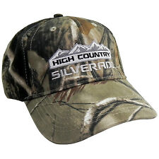Chevrolet Silverado High Country Realtree Camo Baseball Cap