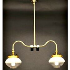 Falks 2707 Double Ceiling Propane Gas Indoor Light  NEW