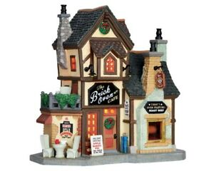 Various Lemax Christmas village battery operated Buildings - New