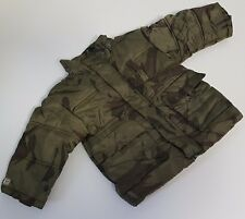 MEXX Boy's Winter Coat Green Camouflage Baby Boy's Size 80 or 12-18 Months