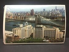 Watchtower/Jehovah's Witnesses: 10 postcard set of 1990 World Headquarters