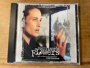 "HARRISON""S FLOWERS (Cliff Eidelman) OOP 2002 Varese Score Soundtrack CD NM"