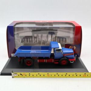 IXO IST 1957 IFA H6 Blue Truck Kipper Truck Camion IST302T 1/43 Limited Edition