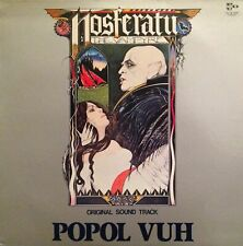 Popol Vuh Nosferatu The Vampyre (Original Sound Track) LP, Album, RE PDU - Pl...