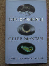 THE DOOMSPELL BY CLIFF MCNISH 2001 HARDBACK